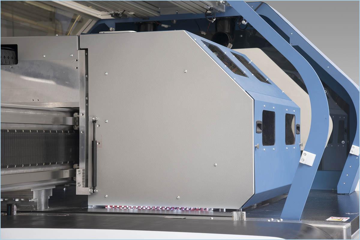 Печатный блок принтера Mimaki Tiger-1800В MkII