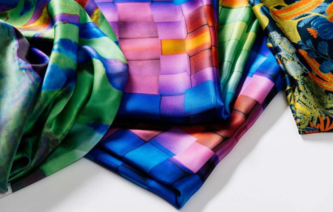 Mimaki образцы печати по ткани
