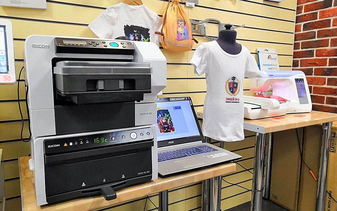 Текстильный принтер Ricoh Ri 100