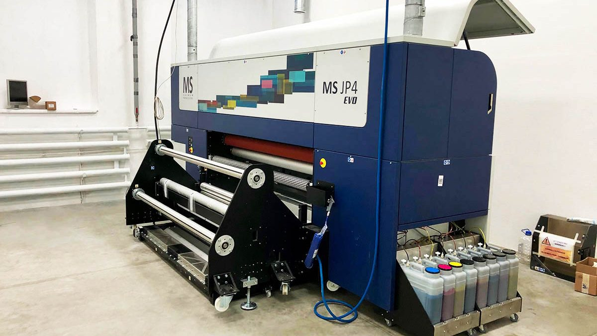 принтер MS JP4 Evo