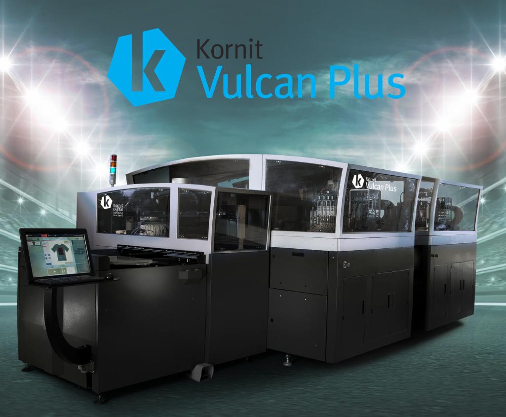 Kornit Vulcan Plus