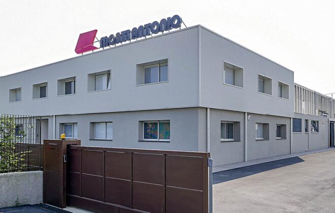 Итальянская фабрика Monti Antonio