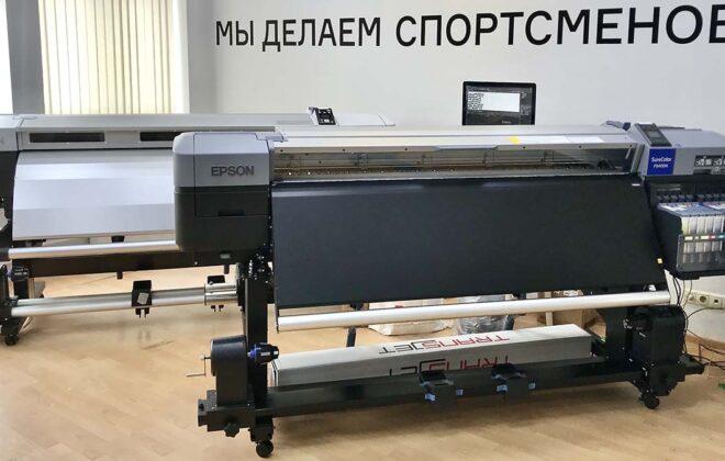 Ветер Сайклинг новейший сублимационный принтер Epson F9400H