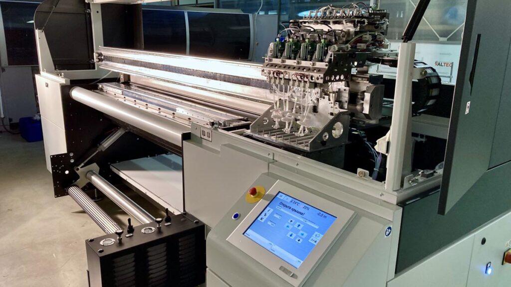 текстильный принтер MS JP4 Evo в РПК Спринт