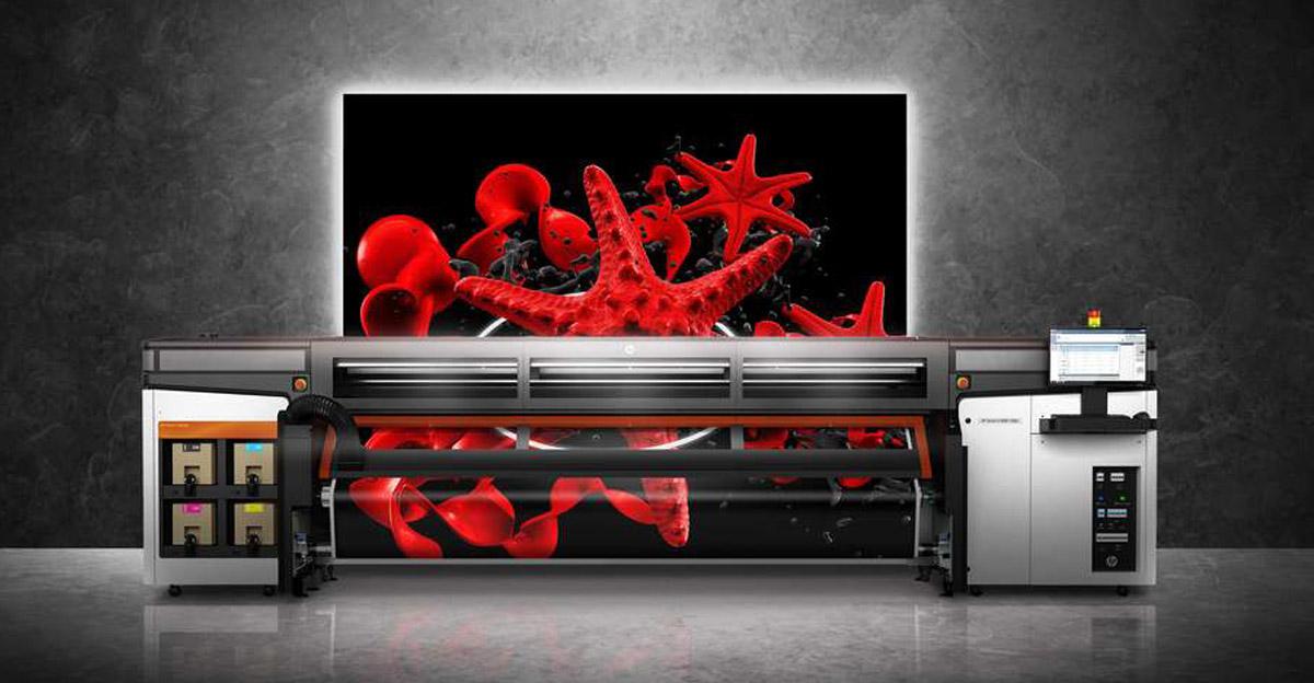 HP STITCH S1000 Printer (2021)