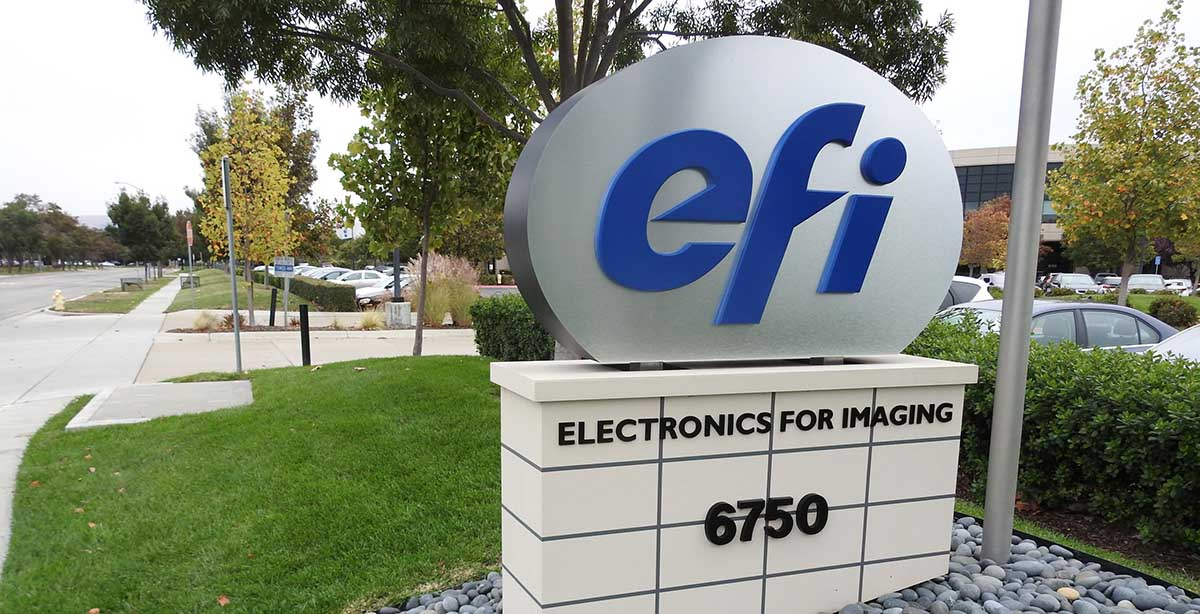 Офис компании efi