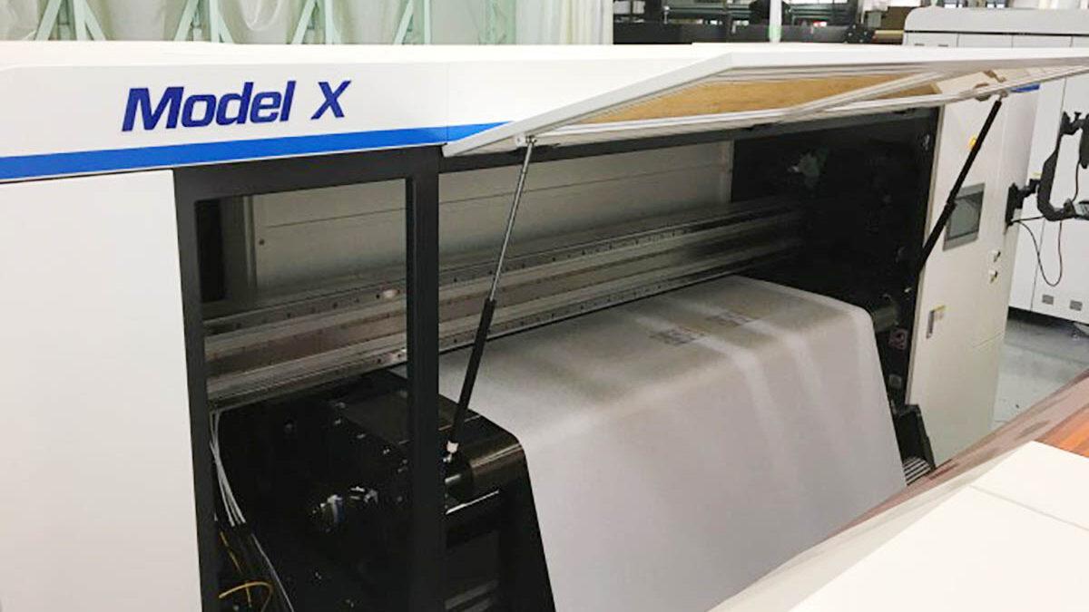 Принтер текстильный atexco model x