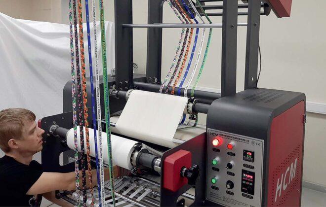 Оборудование для печати на лентах Allart 01